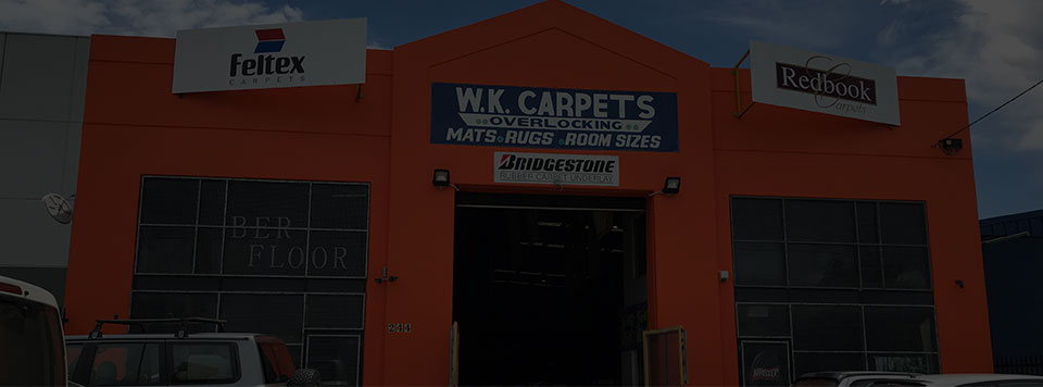 W.K. Carpets welcome
